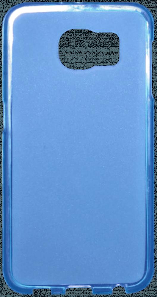 Samsung Galaxy S6 (G920) szilikon tok kék
