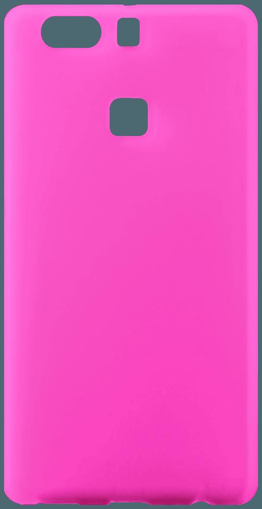 Huawei P9 Plus (VIE-L09) szilikon tok  rózsaszín