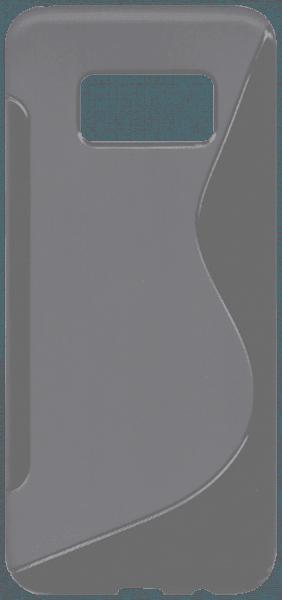 Samsung Galaxy S8 (G950) szilikon tok s-line füstszínű
