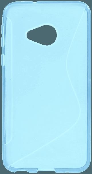 HTC U Play Dual szilikon tok s-line kék