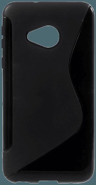 HTC U Play szilikon tok s-line fekete