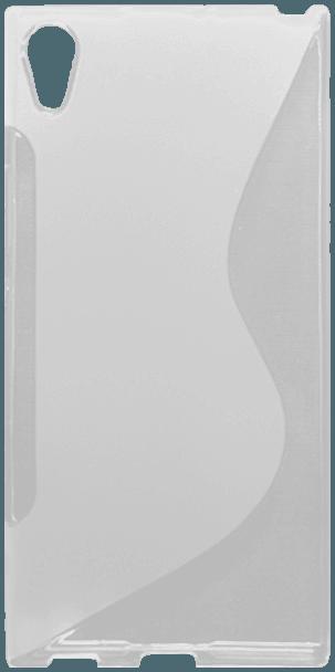 Sony Xperia XA1 Ultra szilikon tok s-line átlátszó