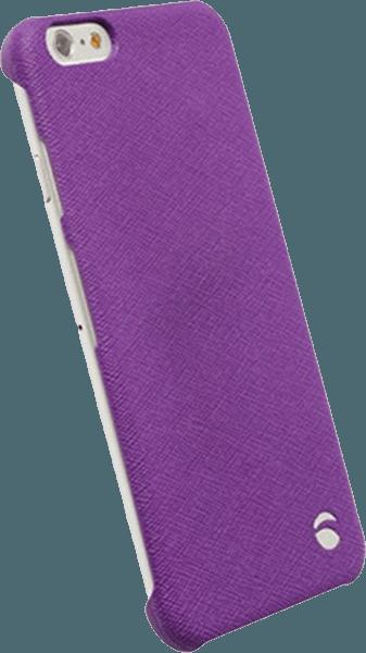 Apple iPhone 6S kemény hátlap gyári KRUSELL lila