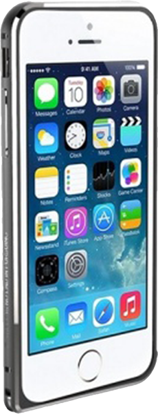 Apple iPhone 6S bumper gyári NILLKIN szürke