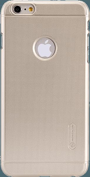 Apple iPhone 6S Plus kemény hátlap gyári NILLKIN logó kihagyós arany