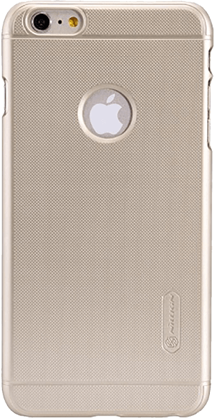 Apple iPhone 6 Plus kemény hátlap gyári NILLKIN logó kihagyós arany
