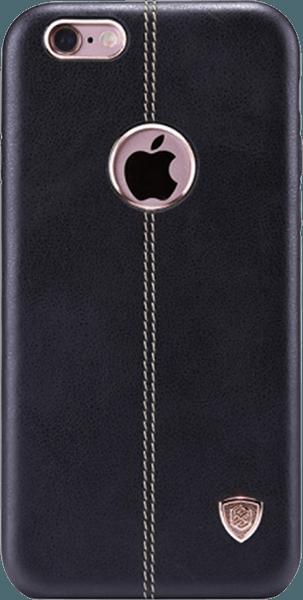 Apple iPhone 6S kemény hátlap gyári NILLKIN logó kihagyós fekete