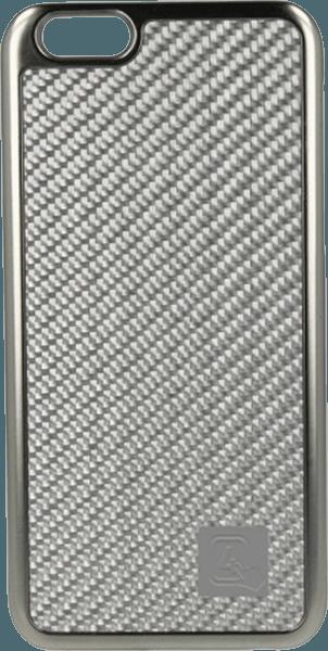 Apple iPhone 6S kemény hátlap gyári 4SMARTS ultravékony ezüst