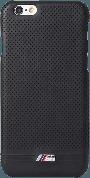 Apple iPhone 6S Plus kemény hátlap gyári CG MOBILE lyukacsos minta fekete