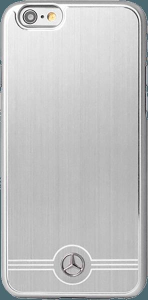 Apple iPhone 6S Plus kemény hátlap gyári CG MOBILE alumínium hátlap ezüst