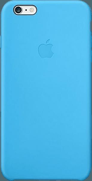 Apple iPhone 6 Plus szilikon tok gyári APPLE világoskék