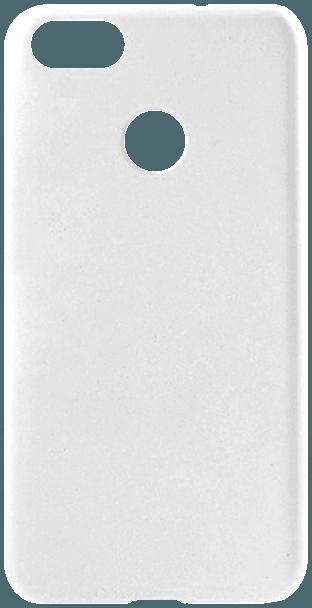 Huawei P9 Lite Mini szilikon tok matt fehér