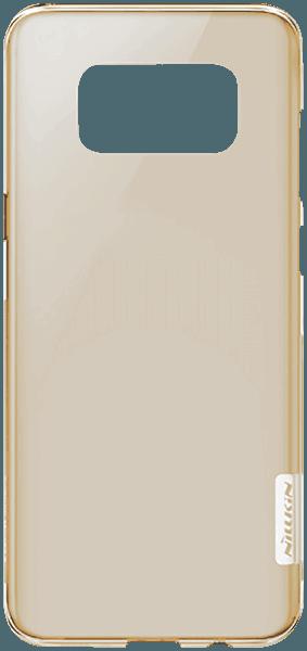 Samsung Galaxy S8 (G950) szilikon tok ultravékony barna