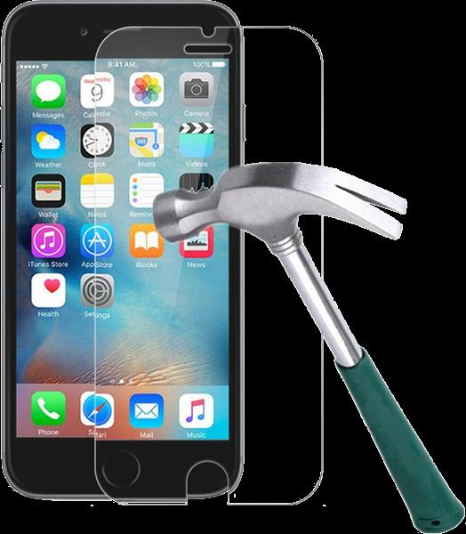 Apple iPhone X edzett üvegfólia nem íves