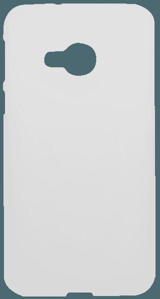 HTC U Play Dual szilikon tok matt-fényes keret átlátszó