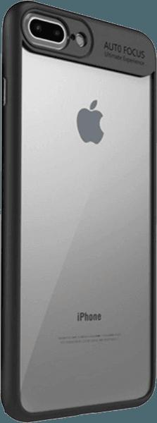 Apple iPhone 8 Plus bumper légpárnás sarok fekete