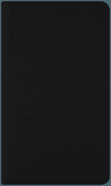 Huawei MediaPad T3 8 LTE oldalra nyíló flipes bőrtok 360° ban forgatható fekete