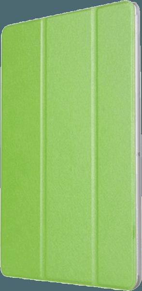 Huawei MediaPad T3 10 LTE oldalra nyíló flipes műanyag tok asztali tartó funkciós zöld