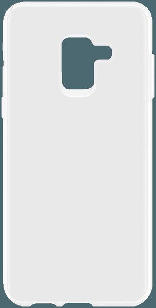 Samsung Galaxy A8 2018 (A530) szilikon tok gyári SGP légpárnás sarok átlátszó