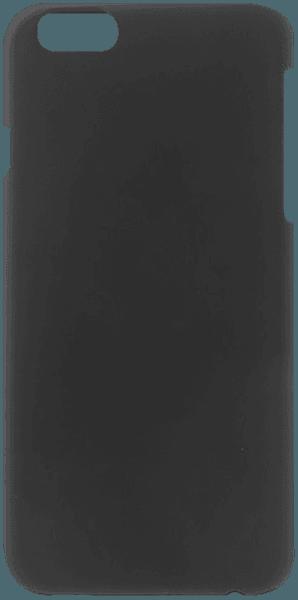 Apple iPhone 6S kemény hátlap gumírozott fekete