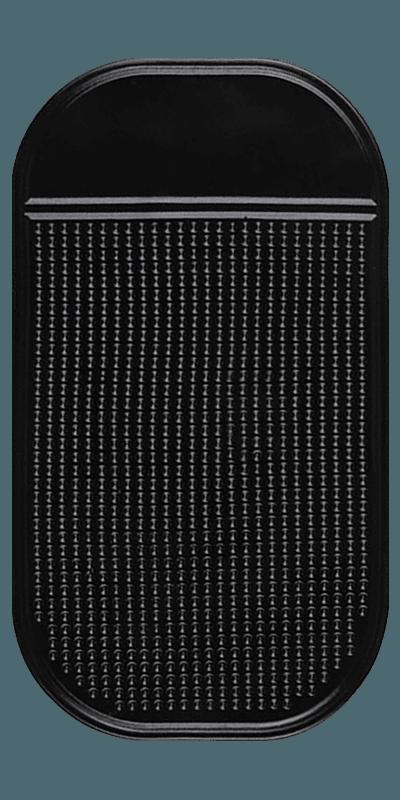 Apple iPhone 8 Plus univerzális autós tartó nanopad fekete