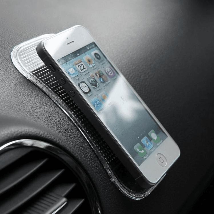 Huawei Y7 nanopad univerzális autós tartó fekete