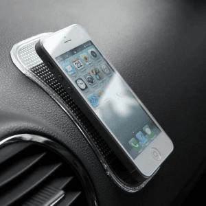 Samsung Galaxy A8 2018 (A530) nanopad univerzális autós tartó fekete