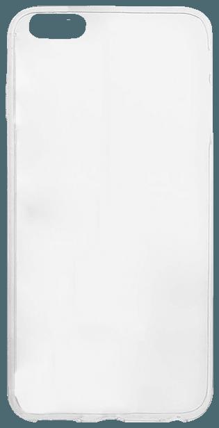Apple iPhone 6S Plus kemény hátlap szilikon keret átlátszó