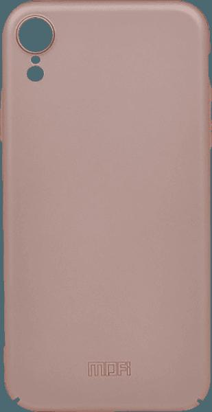 Apple iPhone XR kemény hátlap gyári MOFI rozéarany