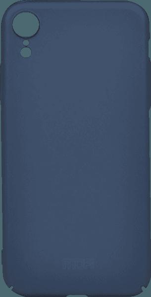 Apple iPhone XR kemény hátlap gyári MOFI sötétkék