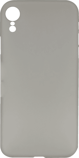 Apple iPhone XR kemény hátlap matt füstszínű