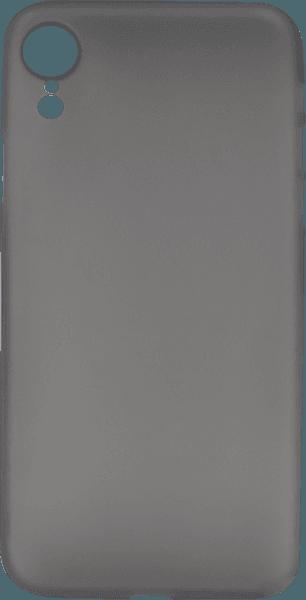 Apple iPhone XR kemény hátlap matt fekete