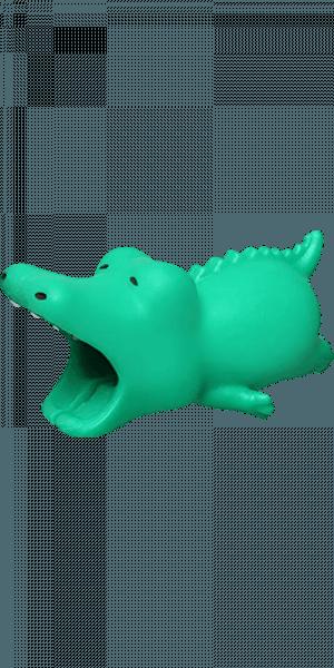 HTC U Play kábelvédő krokodil