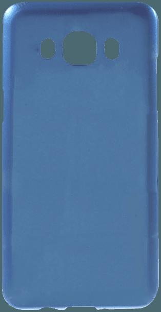 Samsung Galaxy J5 2016 (J510) szilikon tok fényes kék