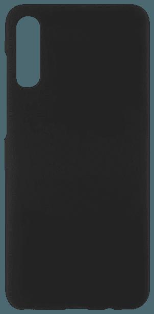 Samsung Galaxy A70 (SM-705) kemény hátlap gumírozott fekete