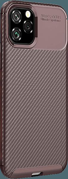 Apple iPhone 11 Pro ütésálló tok légpárnás sarok barna