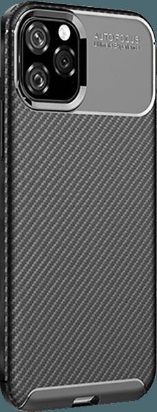 Apple iPhone 11 Pro ütésálló tok légpárnás sarok fekete
