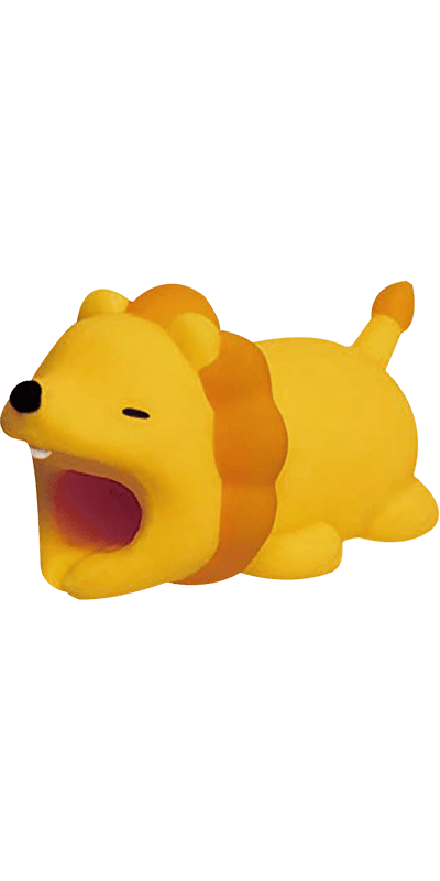 Apple iPhone 11 Pro Max kábelvédő oroszlán