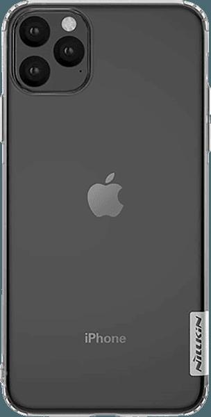 Apple iPhone 11 Pro Max szilikon tok gyári NILLKIN légpárnás sarok átlátszó