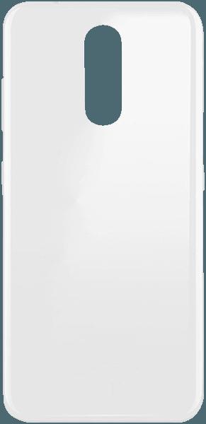 Nokia 3 2019 (Nokia 3.2) kemény hátlap gumírozott átlátszó