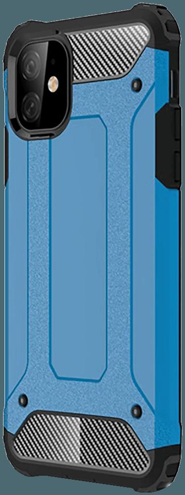 Apple iPhone 11 ütésálló tok légpárnás sarok világoskék