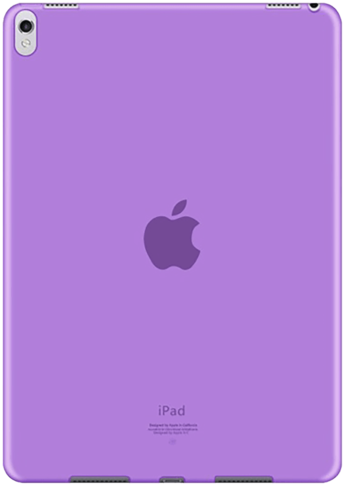 Apple iPad Pro 2017 10.5 szilikon tok lila