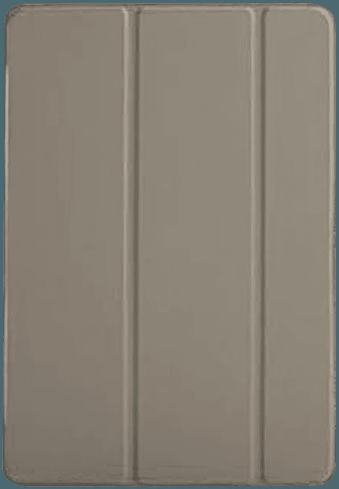 Apple iPad Pro 2017 10.5 oldalra nyíló flipes bőrtok gyári DUX DUCIS TRIFOLD asztali tartó funkció arany
