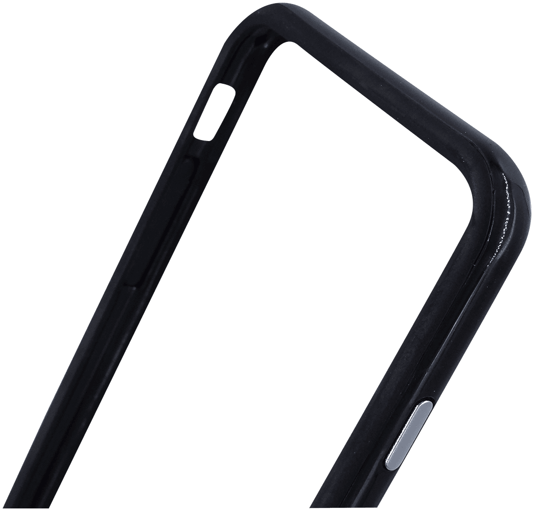 Apple iPhone 6S bumper fekete