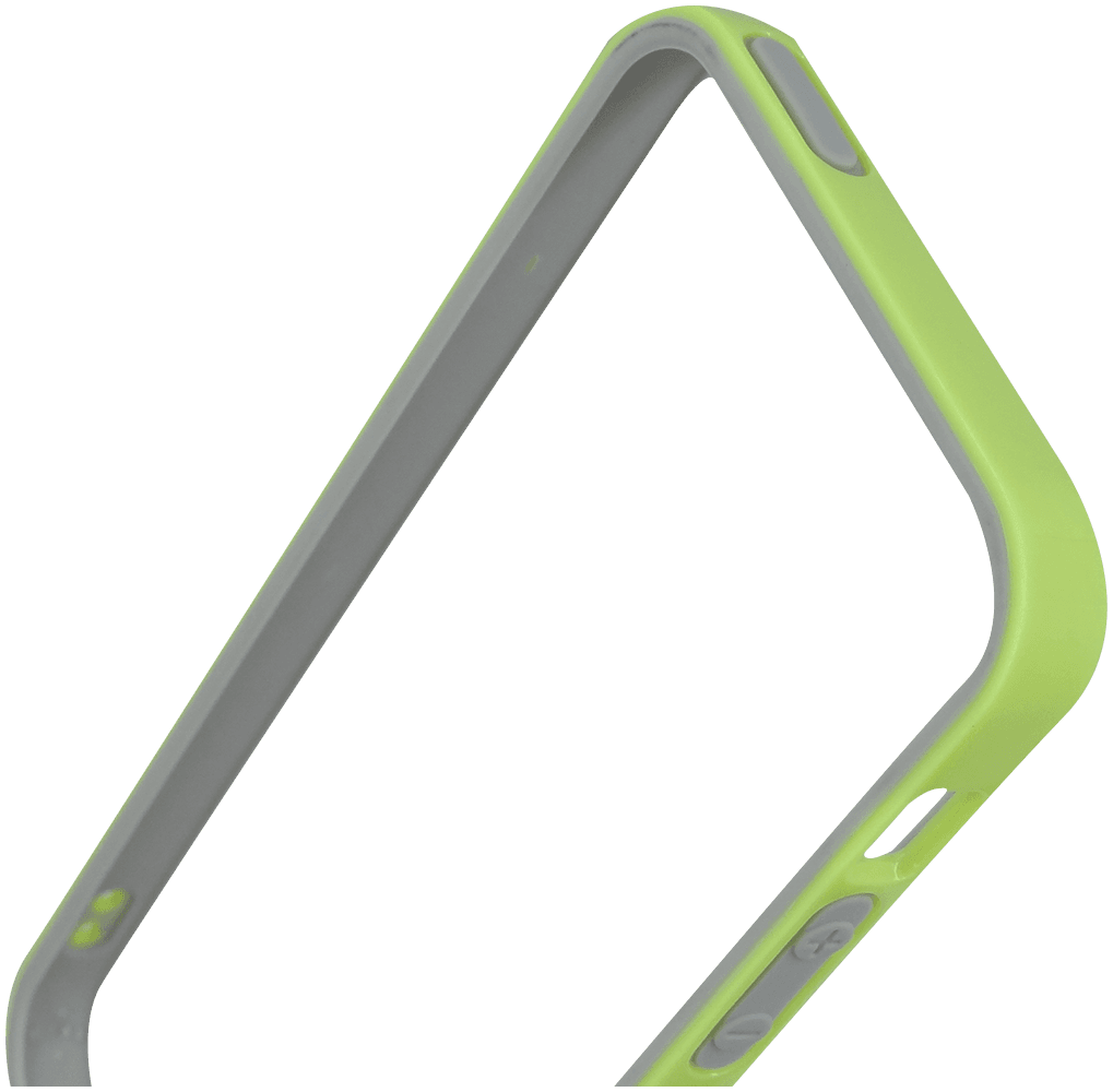 Apple iPhone 5 bumper lime zöld