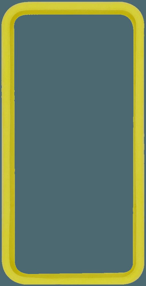 Apple iPhone 5 bumper sárga