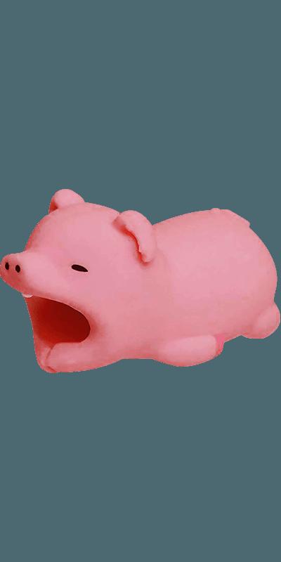 Xiaomi Mi Play kábelvédő malac