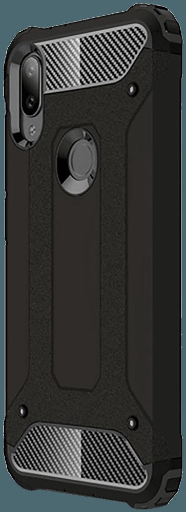Xiaomi Mi Play ütésálló tok légpárnás sarok fekete