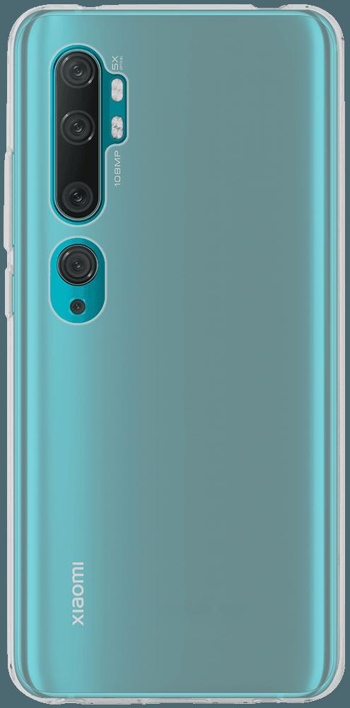 Xiaomi Mi Note 10 Pro szilikon tok átlátszó
