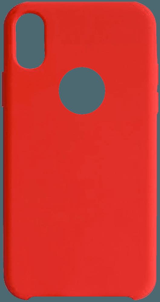 Apple iPhone XR kemény hátlap piros